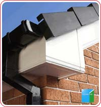white upvc fascia and soffits Manchester